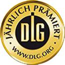 毎年、DLGは最高品質を授与されています。