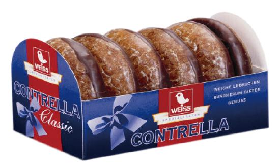 Contrella Classic Zartbitter